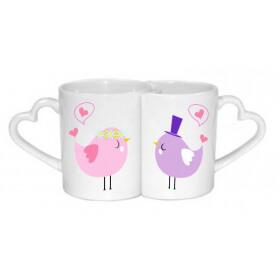 """Mug """" couple"""""""