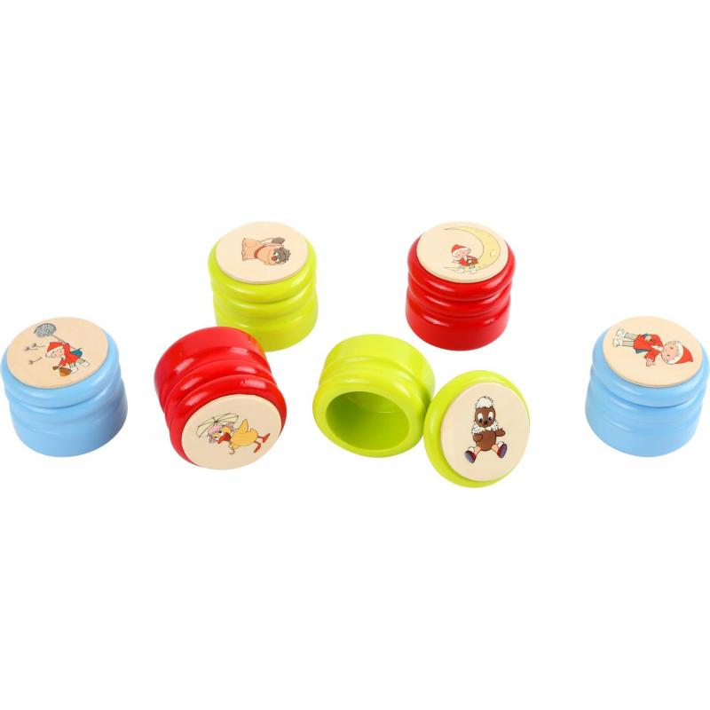 Boîtes à dents de lait