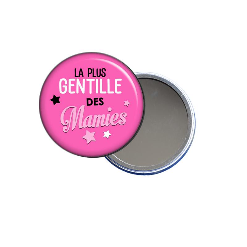 miroir de poche en vente sur em-creation.fr