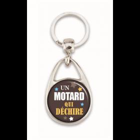 super porte clé pour motard - Em création