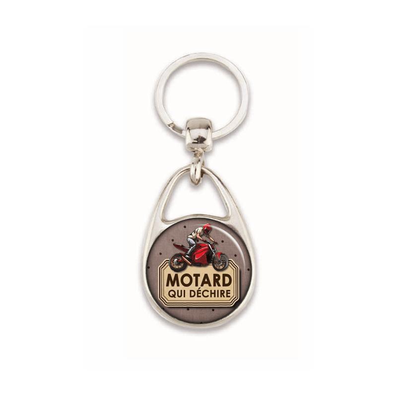 un cadeau pour un motard