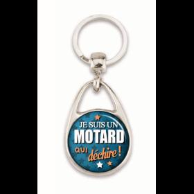 Porte clés moto pas cher en vente sur em-creation.fr - Em création