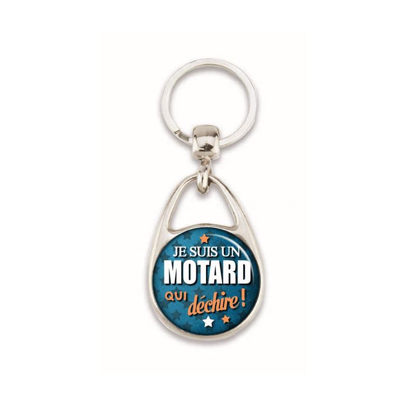 Porte clés moto pas cher en vente sur em-creation.fr