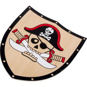 Bouclier et épée 'pirate' Em création
