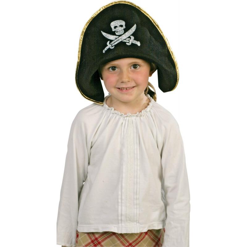 Chapeau de pirate - Em création