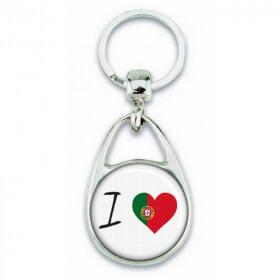 Porte clés ' J'aime le Portugal ' - Em création