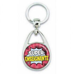 Porte clés Super enseignante - Em création - Em création