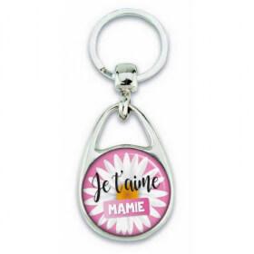 Porte clés pour dire Je t'aime mamie - Em création - Em création