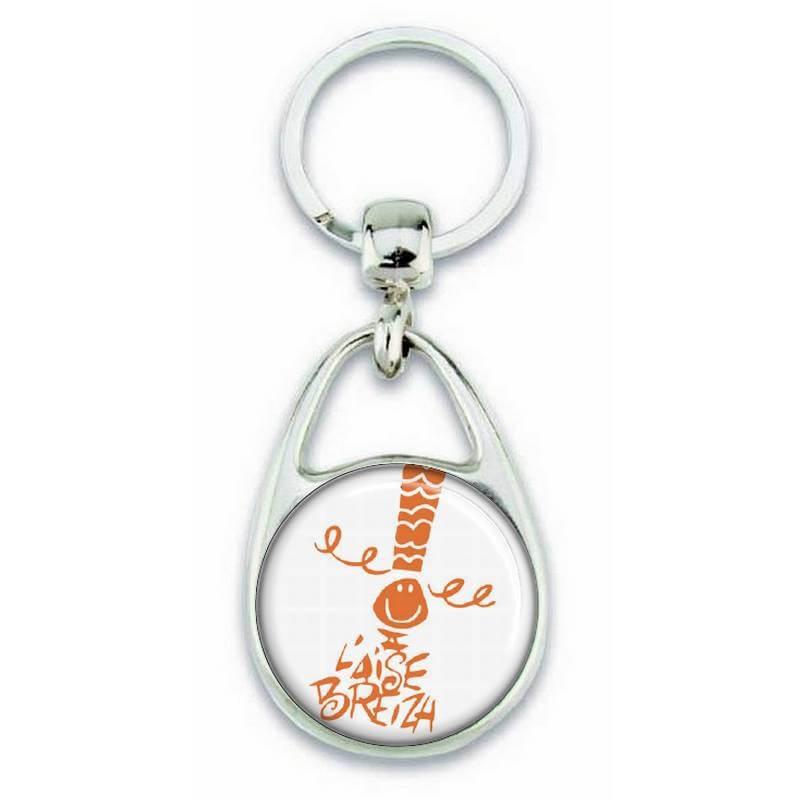 Porte clés Bigoudène - Em création