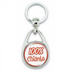 """Porte clés """"100% chiante"""" - Em création"""