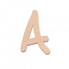 Lettres en bois FIL - Alphabet en bois - Em création
