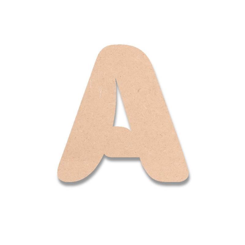 Lettres en bois CAPRICA - Em création