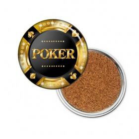 "Sous Verres ""Poker"""