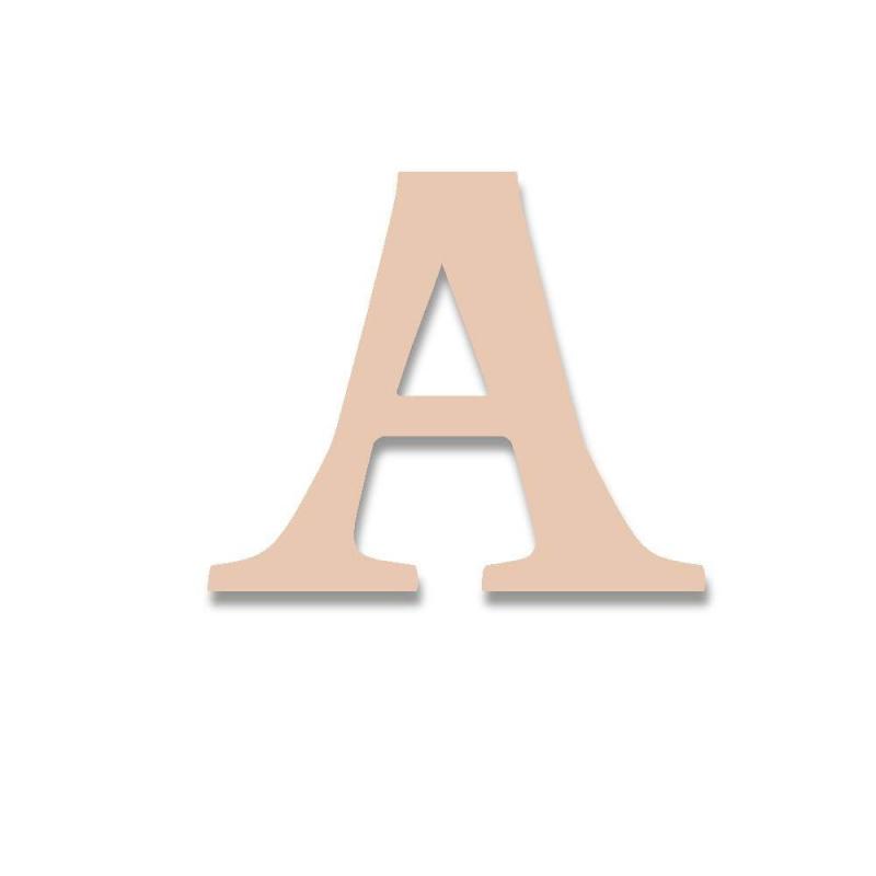 Lettres en bois PAPILLONS - loisirs créatifs à peindre - Em création