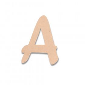 Lettres en bois MATIAS FONT - Em création