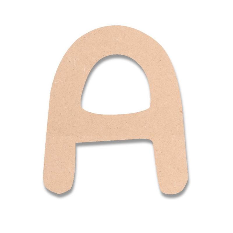 Lettres en bois EMPHATIC - Em création