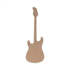 Guitare à décorer - Guitare à peindre - loisirs créatifs