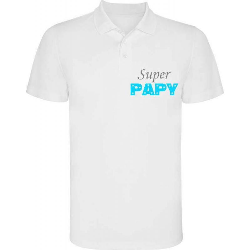Polo Super Papy - Em création