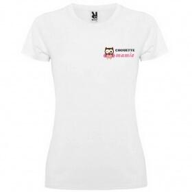 Tee-shirt Chouette mamie - Em création - Em création