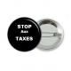 """50 Badges """"Stop aux taxes"""""""