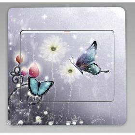 """Sticker """"PAPILLON COUPLE"""" - Em création"""