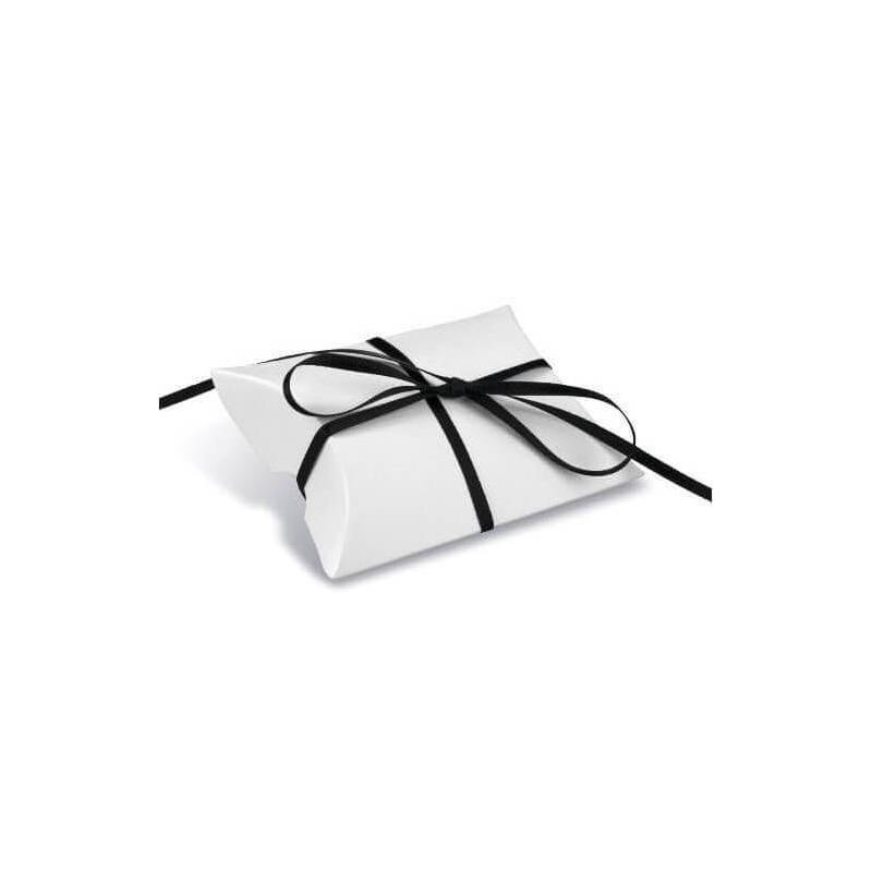 Boîte cadeaux Berlingot blanche