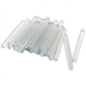 Bâtons de colle transparente Ø7cm, lot de 40 - Em création