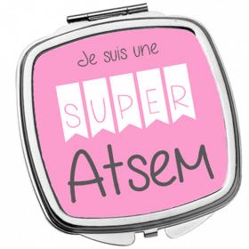 Miroir Atsem - Angora - Em création