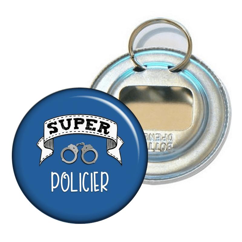 Décapsuleur Policier - Idée cadeau Policier - Angora