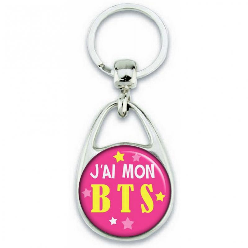 Porte-clés J'ai mon BTS - Angora