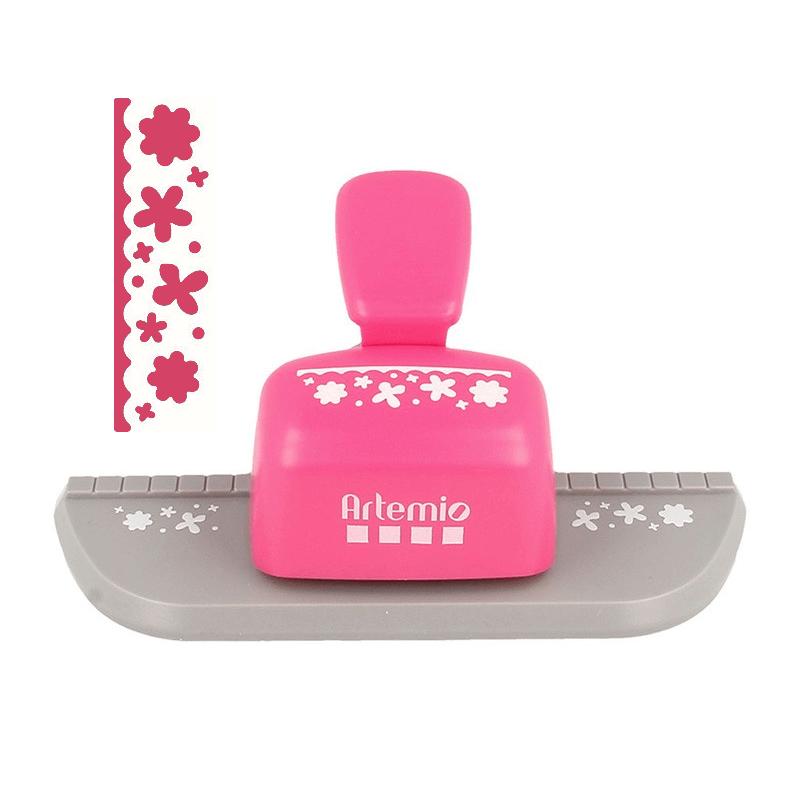 Perforatrice Frise Fleurs - Artemio