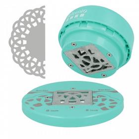 Perforatrice Volante napperon - Artemio - Scrapbooking - Em création
