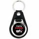 Porte clés cuir Papa Motard