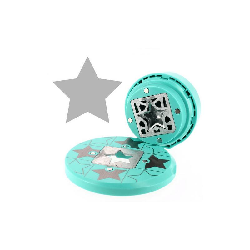 Perforatrice Volante étoile Scrapbooking - Em création