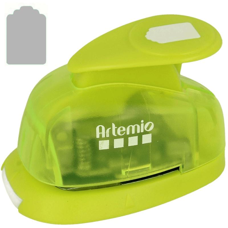 Perforatrice étiquette 1.6cm - Artemio - Scrapbooking