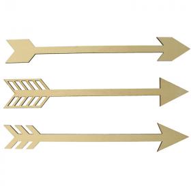 Flèches à décorer - Artemio - Em création