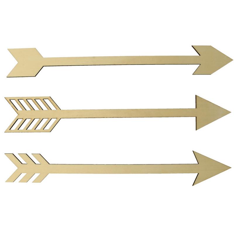 Flèches à décorer - Artemio