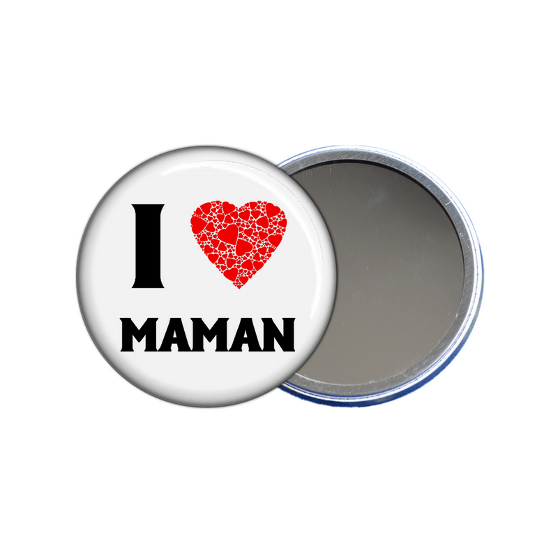 Miroir de pochei love maman - angora