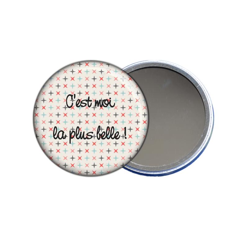 miroir c'est moi la plus belle en vente sur em-creation.fr