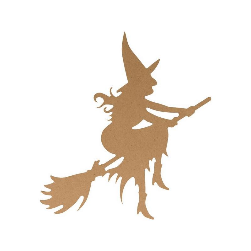 Sorcière à décorer - Artemio - Halloween