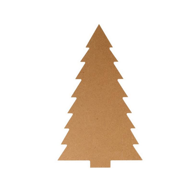 Sapin à décorer en bois - Artemio