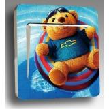 Stickers ours pour chambre d'enfant - Em création