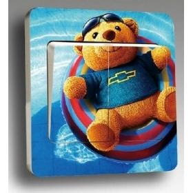 Stickers ours pour chambre d'enfant - Em création - Em création