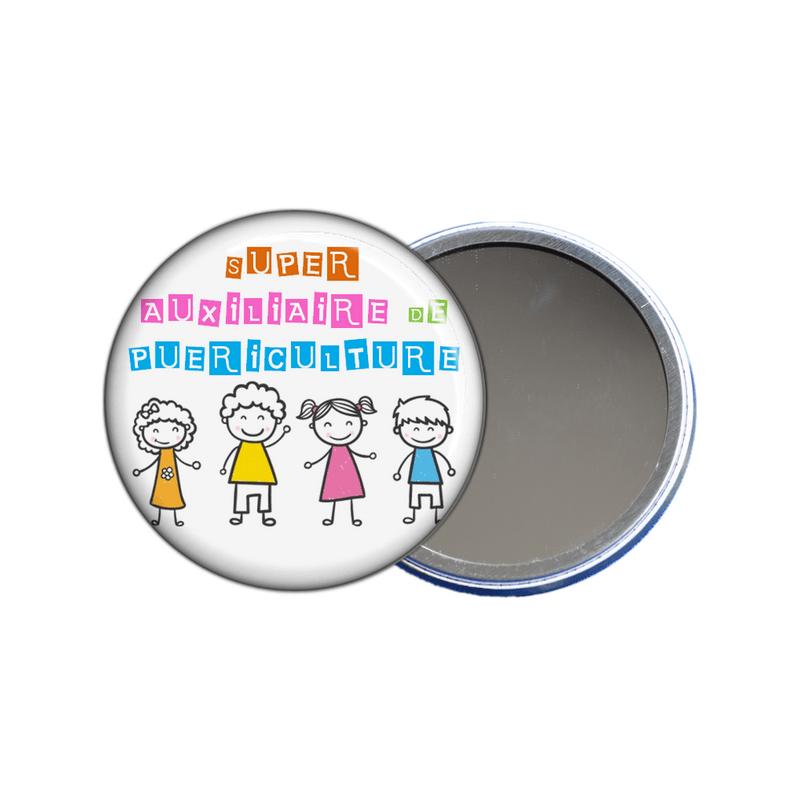 idée cadeau auxiliaire de puericulture en vente sur em-creation.fr