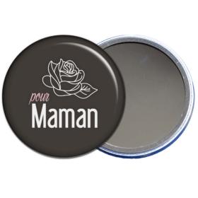 miroir de poche pour maman - toutes les idées cadeaux sont sur em-creation.fr - Em création