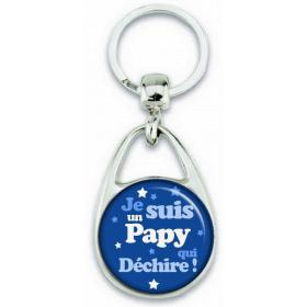 Porte clés Papy - Angora - Em création - Em création