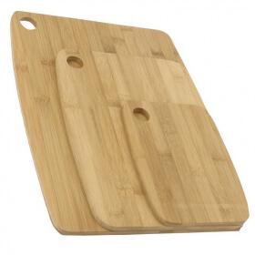 Planche à découper - Lot de 3 - Equipement cuisine - Arts de la table - Em création