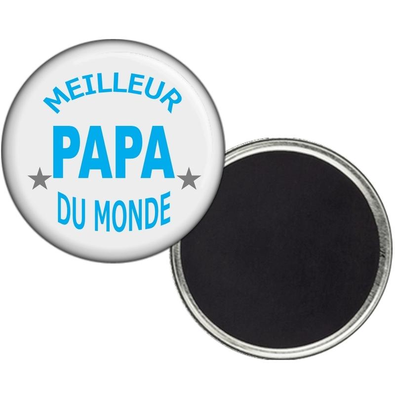 Magnet Papa - Idée cadeau - Angora