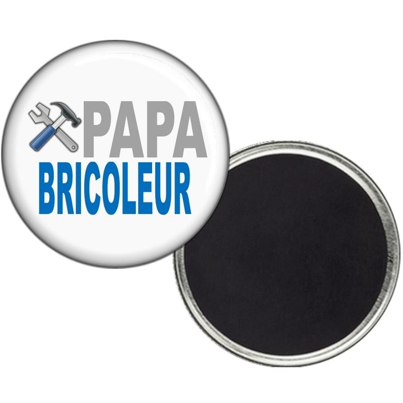 Magnet Papa bricoleur - angora