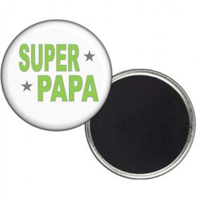 "Magnet ""Super PAPA"" - Em création - Em création"